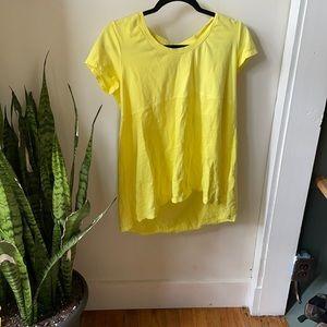 Neon Buddha T Shirt Tunic size medium